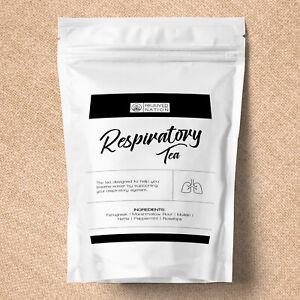 Respiratory Tea: Mullein Herbal Smoker's Tea 25/50/100/200/400/800g