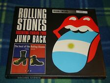 Rolling Stones Jump Back Argentina cd