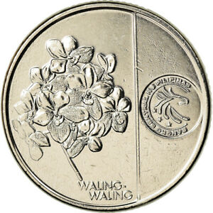 [#785999] Coin, Philippines, Piso, 2018, José Rizal, MS, Nickel plated steel
