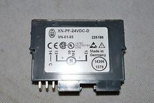 Moeller / Eaton / Micro Innovation Power feeding modul (XN-PF-24VDC-D) (5.058)