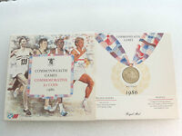 1986 Royal Mint XIII Scottish Commonwealth Games Thistle BU £2 Two Pound Coin