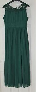 Bridesmaid Dress/Evening Gown Dark Green XXL (Read item description)