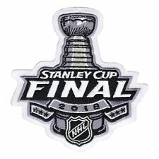 2018 NHL Stanley Cup Final Jersey Patch Vegas Golden Knights Washington  Capitals 4a4ef4682