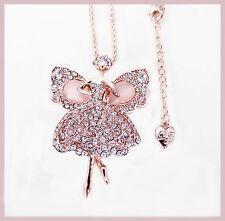 Betsey Johnson Rhinestone Fashion Necklaces & Pendants