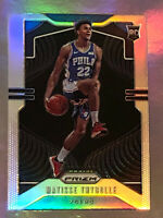 2019-20 Panini Prizm #290 Matisse Thybulle RC Rookie Silver Prizm Refractor