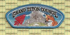 BSA OA GRAND TETON COUNCIL 2016 AUCTION DONATION CSP WOODBADGE FOX