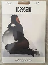 Wolford Womens Mat Opaque 80 Tights Harvest Size X Small Style 18420