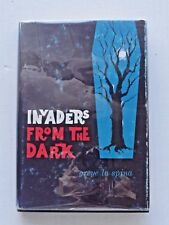 Arkham House Invaders From The Dark HC/DJ First Edition