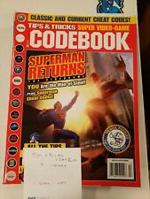 Tips & Tricks Codebook Video Game Cheat Codes Lot Of 9 Magazines
