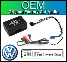 VW Beetle aux piombo, VW Auto Stereo Aux in Cavo, Play iPod iPhone Android Connect