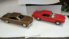 Builder Original Issue 1964 AMT Buick Riviera 3 in 1 Model Cars