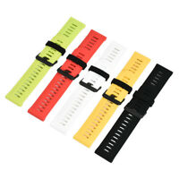 Cool Silicone Quick Install Band Wrist Strap For Garmin Fenix 3/5X GPS Watch New