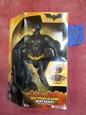 R4_2 DC Movie Masters Lot ACTION CAPE BATMAN BEGINS 12 INCH THE DARK KNIGHT 10