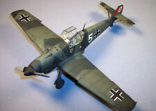 Hasegawa 1/48 Jumo Powered Bf109 A,B,and C conversion set by 109ACE Resin