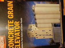 Walthers Cornerstone Seriesn Scale Adm174 Grain Elevator