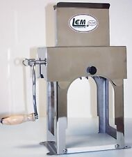LEM Vertical Meat Tenderizer and Meat Cuber - Stainless Steel