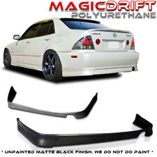 For 01-05 Lexus IS300 Sedan TR-D STYLE Rear Lower Bumper Lip Body Kit