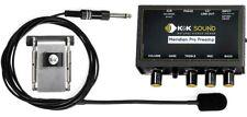 K&K Sound Meridian MANDOLIN PRO External Clamp-on Microphone System w/Preamp/EQ