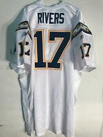 Reebok Authentic NFL Jersey SAN DIEGO Chargers Phillip Rivers White sz 60