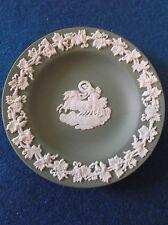 Wedgwood Jasperware Pin Dish. Chariot image