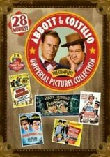 Abbott and Costello The Complete Universal Pictures Collection (DVD, 2014, 15-Disc Set)