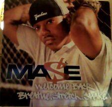 """Mase breathe, stretch, shake vinyl 12"""""""