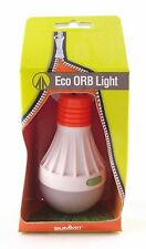Summit Orb Tent Light Camping Hiking Carabiner Hanging Energy Efficient 1-Watt Bulb