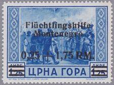 Montenegro Mi.Nr. 24 postfrisch und geprüft