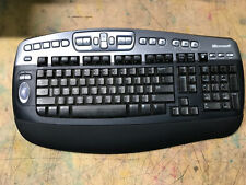 Microsoft Wireless Desktop Elite Keyboard MultiMedia Standard