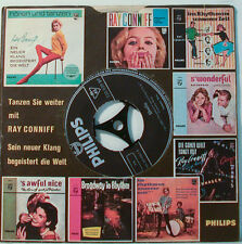 "RAY CONNIFF - SAVE YOUR KISSES - SHEILA - 7"" SINGLE (F462)"