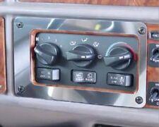 Peterbilt 379 A/C & Heater Control Panel Trim 2001-05