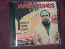 COMBS JAMES- PLEASE COME DOWN (2001). CD.
