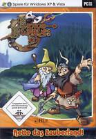 CD-ROM + BRAVE DWARVES 2 + Rette das Zauberland + Märchen + Abenteuer + Vista