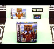 Disney FRERE DES OURS - Jeu Nintendo GBA - (Game Boy Advance) -