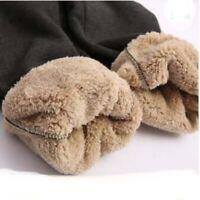 Winter Sweatpants Fleece Jogger Pants Casual Lined Harem Trouser Drawstring