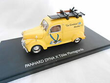 Panhard Dyna X tolée montagnarde