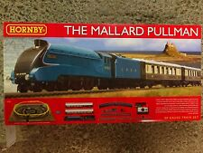 HORNBY R1202 The Mallard Pullman Electric Train Set NEW DCC Ready