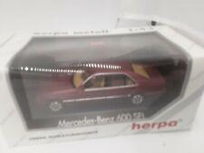 mercedes 900 SEL herpa 1/43 sous blister