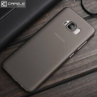 Cafele Luxury Ultra thin PP Matte Back Case Cover For Samsung Galaxy S8 S8 Plus