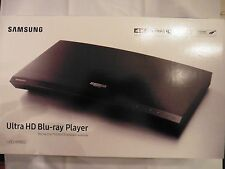 Samsung UBD-KM85c 4K Ultra HD Streaming Blu-ray Player