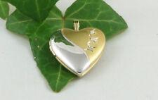 VS1 Love Hearts Fine Diamond Necklaces & Pendants