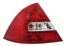 Back Rear Tail Lights Lamps For Ford Mondeo Mk3 Saloon Hatch 00-05 LED Red-Clear