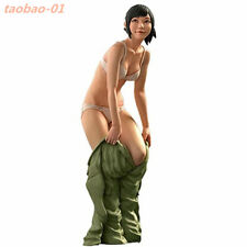 1:20 resin figures model kit miniature sexy beautiful girl changing clothes G182