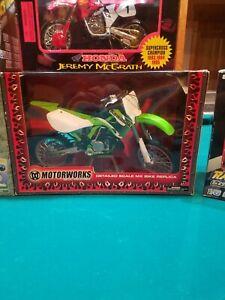 Toy Zone Race Image Die cast Kawasaki KX 250 1:6 Scale #3