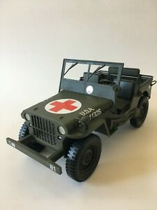 Soldiers of the World 1/6 Scale WWII Medical Jeep
