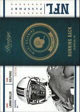 2012 Prestige NFL Passport #22 Lamar Miller Dolphins