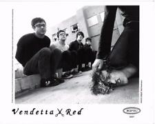 VENDETTA RED-ORIGINAL PHOTO-EPIC-0207