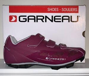 Louis Garneau Women's Multi Air Flex Bike Cycling Shoes 1486232-204 Size 9