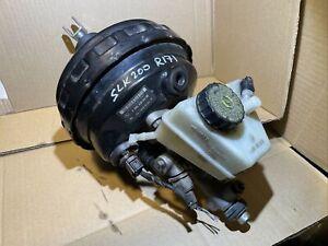 2005 SLK200 R171 SERVO BRAKE MASTER CYLINDER A0054306430 SLK200 SLK350 MERCEDES