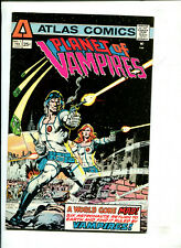 PLANET OF VAMPIRES! (7.0) THE LONG ROAD HOME! 1975!